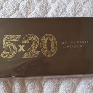 嵐5×20 初回限定盤1、2