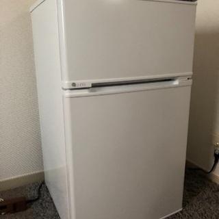 冷凍冷蔵庫(88L)