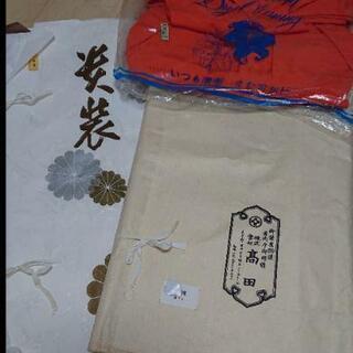 【神社の巫女用】 袴2白衣1【3点セット】