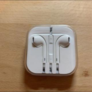 Apple純正 イヤホン