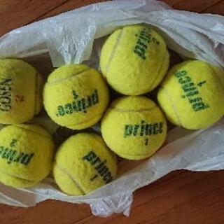 テニスボール7個