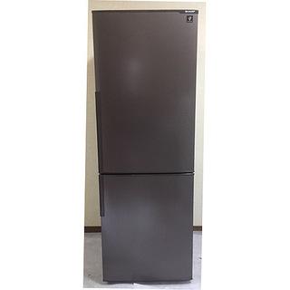 高年式!2018年製 SHARP 冷凍冷蔵庫 SJ-PD27D-...