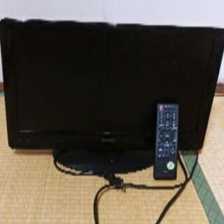 テレビ 19型TV
