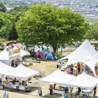 【飲食出店者募集】7月13日〜8月25日 笛吹川フルーツ公園イベント