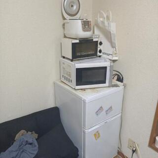 冷蔵庫 オーブン 電子レンジ 炊飯器