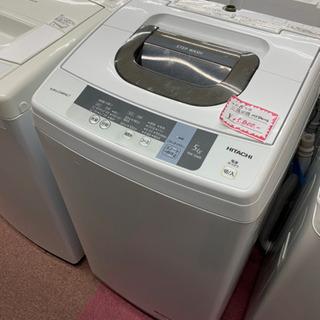 ☆破格❗️洗濯機  冷蔵庫フェア HITACHI 洗濯機  2015年
