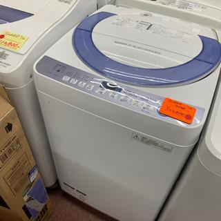 ☆破格❗️洗濯機 冷蔵庫フェア  SHARP 洗濯機  2016年