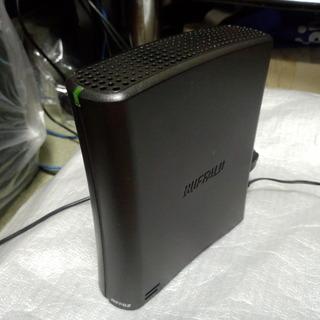 外付けハードディスク 1TB 中古 動作確認済