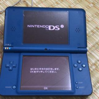 【Nintendo】良品 DSiLL  本体 ソフト ブルー