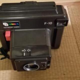 FUJI インスタントカメラ F-10