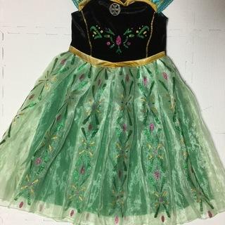アナのドレス☆110cm