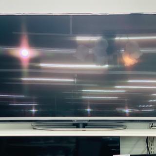 大画面!SHARPの4K対応55インチ液晶テレビ!