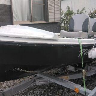 期間限定値下げ! ボート ヤマハfish12  シープロ9.8 ...