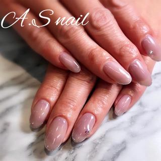 A.S  nail