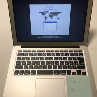【7月3日までの限定価格】美品! MacBook Air 201...