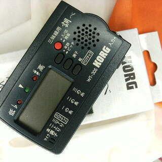 1.980円 沖縄三線及び三味線専用 調弦チューナーWT-30S型