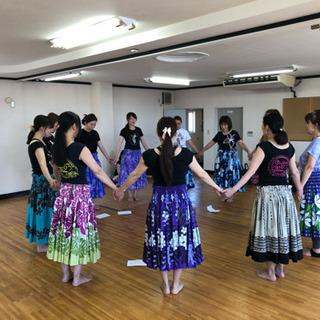 ★大宮七里 初心者歓迎!フラダンス・タヒチアンダンス!!☆ - ダンス