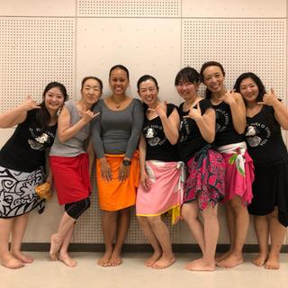 ★大宮七里 初心者歓迎!フラダンス・タヒチアンダンス!!☆ − 埼玉県