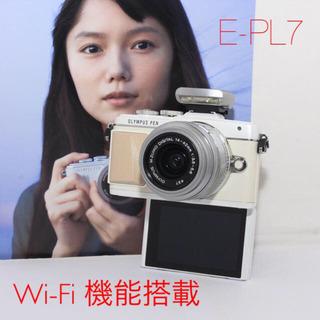✨割引中!✨美品✨Wi-Fi搭載✨オリンパス PEN E-PL7...