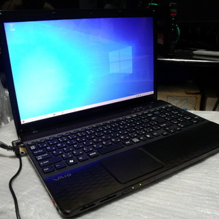 (取引中)ノートパソコン SONY VAIO i3-2310M ...