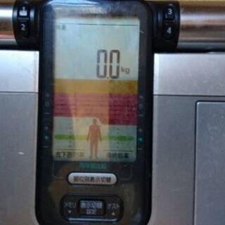 オムロン カラダスキャン 体重体組成計 HBF-375 体重計 - 生活雑貨