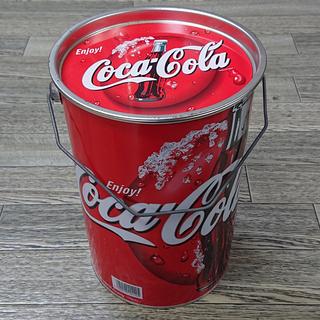 レア!古いコカ・コーラの収納缶