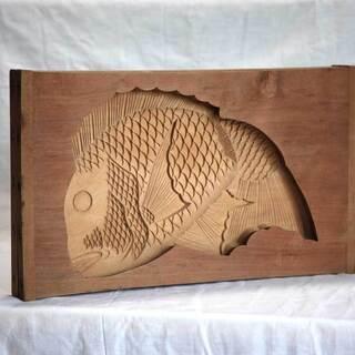 和菓子 らくがん型 鯛