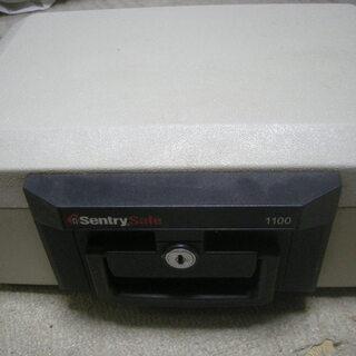 ★Sentry ポータブル保管庫 1100