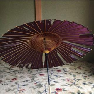 番傘 お化け屋敷用