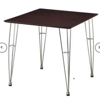 食卓テーブル ダイニングテーブル  1人〜2人用