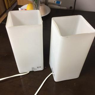 IKEA ライト 2つ