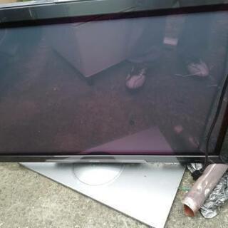 日立プラズマテレビ 42インチ(リモコン無し/B−CAS有り)