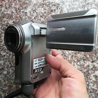 「本日限定値下げ」Panasonicビデオムービーカメラ