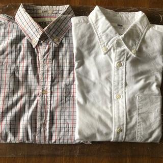 シャツ S 2枚セット