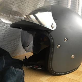 ヤマハ ジェットヘルメット YJ-18 DRIFT インナーシールド