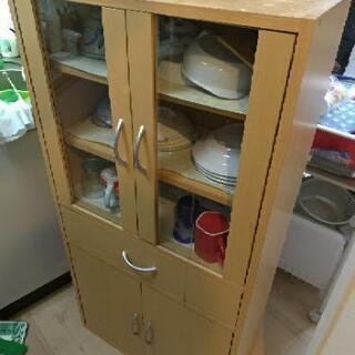 【値下げ】食器棚