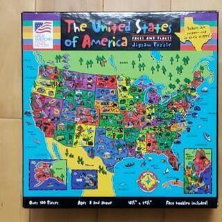 ジグソーパズル United States of Amer…