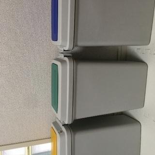 蓋つき ゴミ箱 ダストボックス