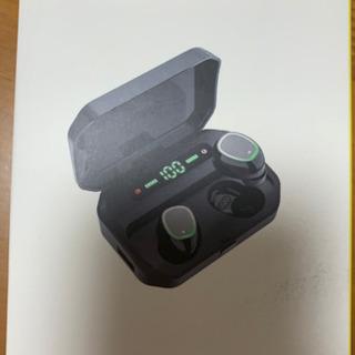 Bluetooth ワイヤレスイヤホン LEDディスプレイ