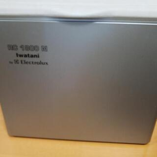 災害用にIwatani3WAY ポータブル冷蔵冷凍庫