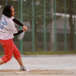 初心者.経験者.男女ごちゃ混ぜ野球‼️緩くやろー🤣