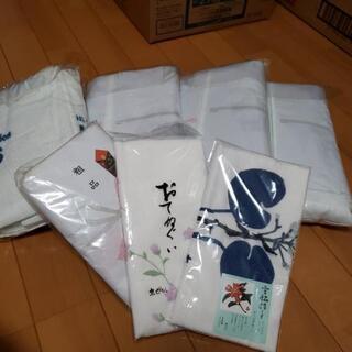🌼【新品未使用】タオル・手拭いセット