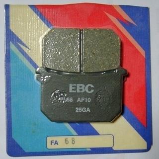 新品 Z400GP EBC フロントブレーキパッド FA68 1