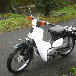ホンダ スーパーカブ C50