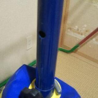 子供用室内遊具ポップンロール 鉄棒、ブランコ、吊り輪、バスケ - 市原市