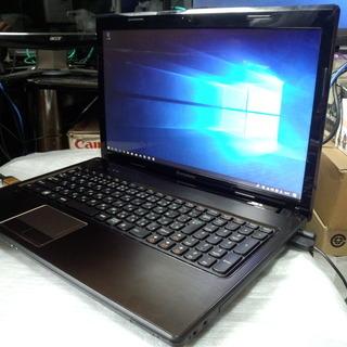 (取引中)ノートパソコン Lenovo G570 Winodws...