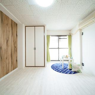 ★世界で1つだけの部屋★初期費用0円,フリーレント7末迄,最新1G...