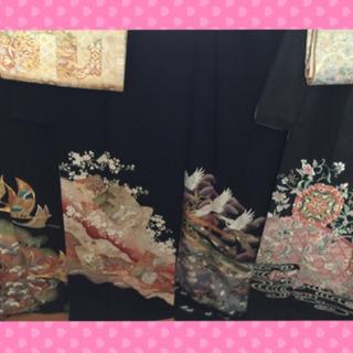 🌸 留袖 🌸 ① お着物 結婚式 礼装 正装 母親 お母様 和装...