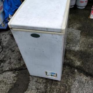 冷凍庫  ジャンク品  部品取り