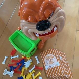 【お引取り待ち】番犬ガオガオどきどきゲーム
